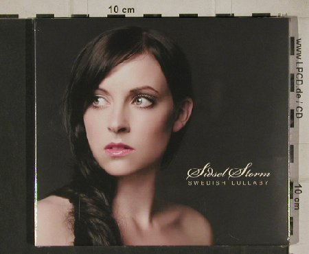 Sidsel Storm: Swedish Lullaby, Digi, FS-New, Calibrated(CALI 106), , 2010 - CD - 80634 - 9,00 Euro