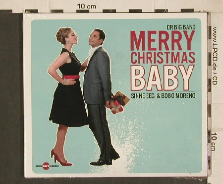Dr Big Band: Merry Christmas,Baby,f.SinneEeg..., Red Dot Music(RDM016), EU,FS-New, 2008 - CD - 80806 - 7,50 Euro