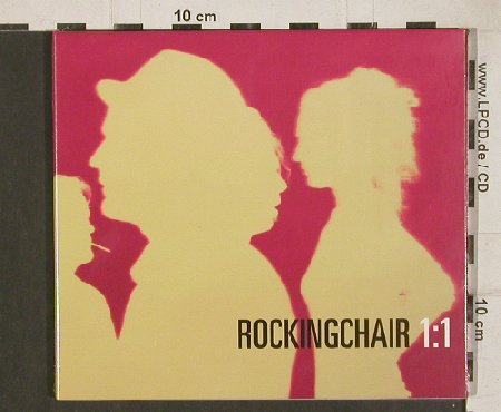 Rockingchair: 1:1, Digi, FS-New, Enja/Yellow Bird(yeb-7717-2), EU, 2010 - CD - 80824 - 7,50 Euro