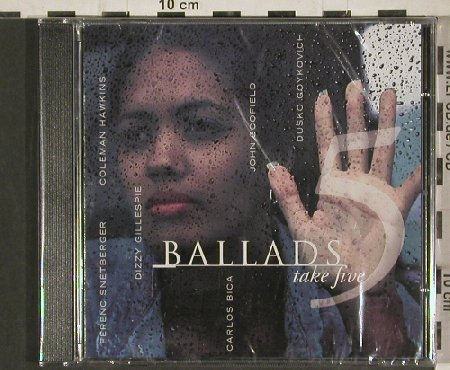 V.A.Ballads: 5-Take Five, FS-New, Enja(ENJ-9505 2), D, 2006 - CD - 80883 - 5,00 Euro