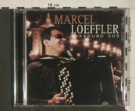 Loeffler,Marcel: Around GUS, FS-New, Dreyfus(FDM 46050), EU, 2010 - CD - 80922 - 10,00 Euro