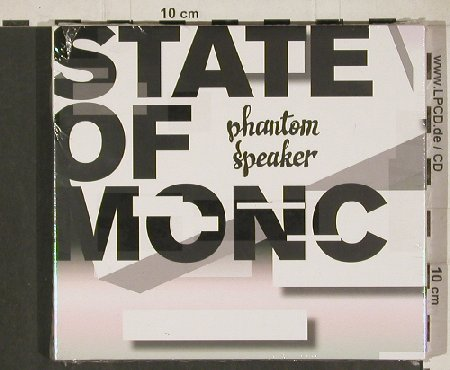 State of Monc: Phantom Speaker,Live,Digi, FS-New, Sound Camp Rec.(), , 2010 - 2CD - 80952 - 10,00 Euro