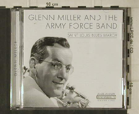 Miller,Glenn & The Army Force Band: Saint Louis, Past Perfect(205744-203), CZ, 2001 - CD - 81430 - 5,00 Euro