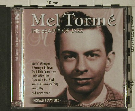Torme,Mel: The Beauty of Jazz, Membran(205412-304), ,  - 2CD - 81598 - 5,00 Euro