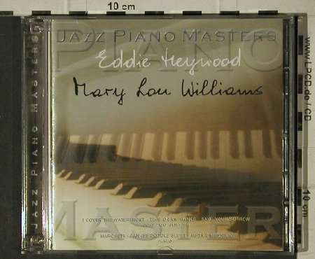 Heywood,Eddie / Mary Lou Williams: Jazz Piano Master, History/Tim(205331-305), , 2000 - 2CD - 81608 - 4,00 Euro