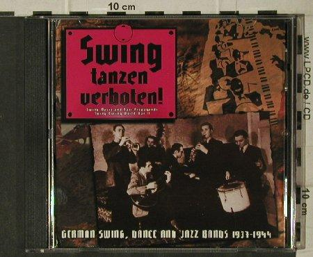 V.A.German Swing,Dance &J.Bands: 1937-40,Bauschke,Vossen,Berking.., Proper(P1321), UK,24Tr.,  - CD - 81657 - 9,00 Euro