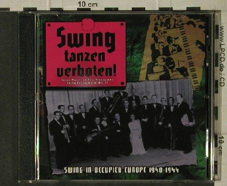 V.A.Swing in Occupied Europe1940-44: Svend Asmussen...R, Proper(P 1323), UK, 2003 - CD - 81661 - 7,50 Euro