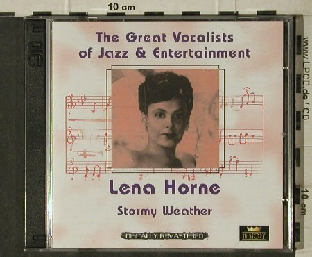 Horne,Lena: Stormy Weather,38 Tr., History(), D,  - 2CD - 81675 - 5,00 Euro