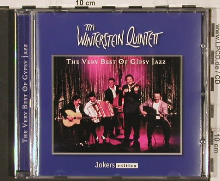 Winterstein Quintett,Titi: The Very Best Of Gypsy Jazz, Bell, Joker Ed.(BLR 89 248), D, 2009 - CD - 81909 - 7,50 Euro