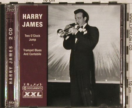 James,Harry: Two O'Clock Jump/Trumpet Blues and, TIM(205459-304), CZ, 2002 - 2CD - 81964 - 6,00 Euro
