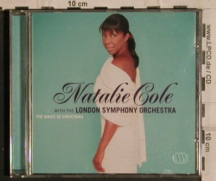 Cole,Natalie & London Symphony: The Magic Of Christmas, Elektra(), US, 1999 - CD - 82056 - 5,00 Euro