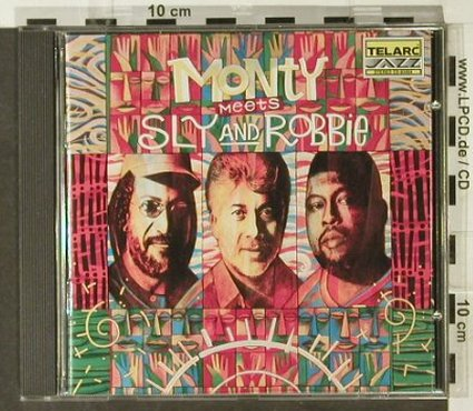 Alexander,Monty: Monty Meets Sly & Robbie, Telarc(CD-83494), D, 2000 - CD - 82354 - 10,00 Euro
