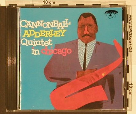 Cannonball Adderley Quintet: In Chicago, Emarcy(PHCE-10016), J, 1959 - CD - 82365 - 10,00 Euro