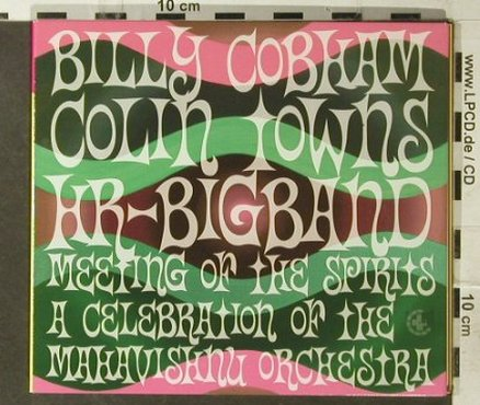 Cobham,Billy / C.Towns / HR Bigband: Meeting The Spirits, Digi, In+Out(IOR CD 77086-2), D, 2006 - CD - 82369 - 11,50 Euro