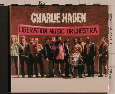 Haden,Charlie: Liberation Music Orchestra(70),Digi, Impulse(), D, 1996 - CD - 82381 - 10,00 Euro