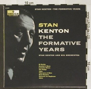 Kenton,Stan: The Formative Years, Digi, Decca(DL 8259), , 2002 - CD - 82397 - 7,50 Euro