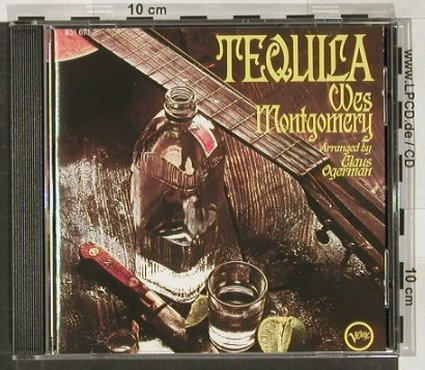 Montgomery,Wes: Tequila '66, Verve(), D, 1987 - CD - 82420 - 11,50 Euro
