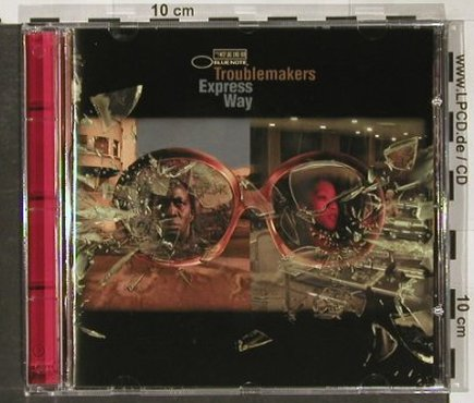 Troublemakers: Express Way, Blue Note(), EU, 2004 - CD - 82478 - 10,00 Euro