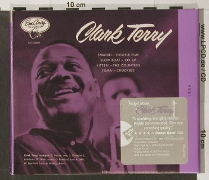 Terry,Clark: Same,Digi, Lim.Ed., Verve(314 537 754-2), US, 1997 - CD - 82482 - 10,00 Euro