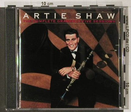 Shaw,Artie: The Compl. Gramercy Five Sessions, Bluebird(), D, 1989 - CD - 82484 - 5,00 Euro