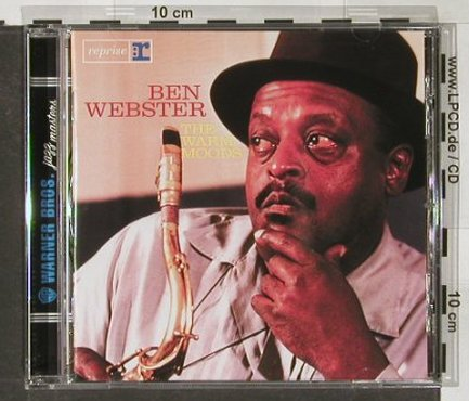 Webster,Ben: The Warm Moods (61), Reprise(), D, 2003 - CD - 82485 - 10,00 Euro