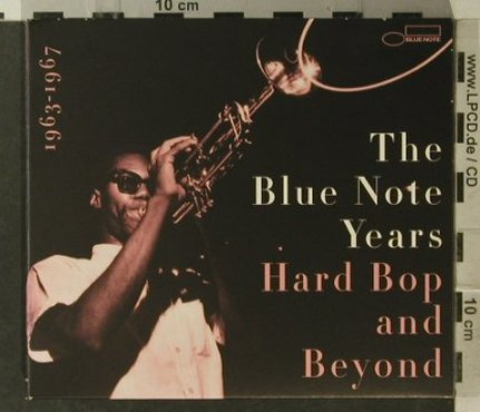 V.A.The Blue Note Years Vol.4: Hard Bop And Beyond,17 Tr., Digi, Blue Note-1963-1967(), US, 1998 - 2CD - 82499 - 10,00 Euro