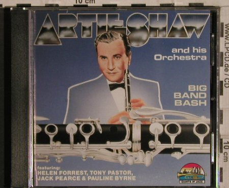 Shaw,Artie & Orch.: Big Band Bash, Giants Of Jazz(), EEC, 1990 - CD - 82505 - 6,00 Euro