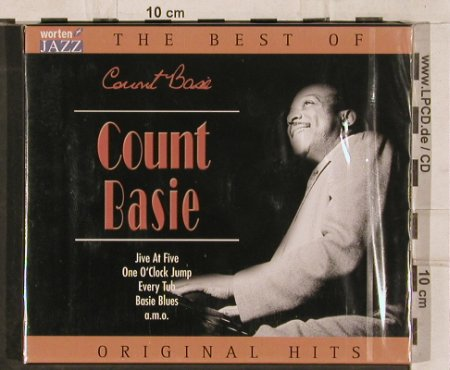 Basie,Count: The Best Of, 16 Tr., FS-New, TIM(221398-205), EU, 2003 - CD - 82979 - 5,00 Euro