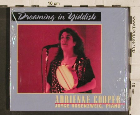 Cooper,Adrienne: Dreaming In Yiddish, Piano, Digi, Armorique(AMOR8432), D, FS-New, 1995 - CD - 83013 - 20,00 Euro
