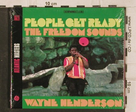 Freedom Sound f.Wayne Henderson: People get Ready,Digi, FS-New, Atlantic(), D, 1967 - CD - 83094 - 6,00 Euro