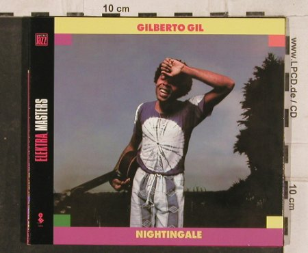 Gil,Gilberto: Nightingale,Digi, Elektra(), D, 1979 - CD - 83109 - 10,00 Euro