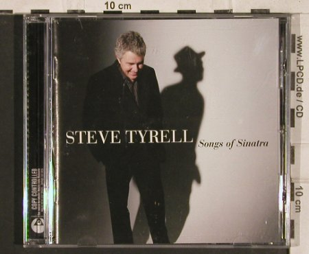 Tyrell,Steve: Songs Of Sinatra, Hollywood Records(), EU, 2005 - CD - 83359 - 7,50 Euro