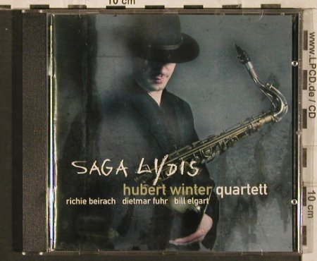 Winter Quartet,Hubert: Saga Lydis, Acoustic Music(), D, 2002 - CD - 83396 - 10,00 Euro