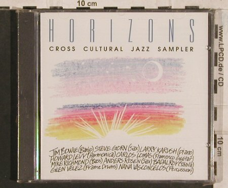 V.A.Horizons:: Cross Cultural Jazz Sampler,10 Tr., Music Of The World(CDH-308), US,FS-New,  - CD - 83460 - 12,50 Euro