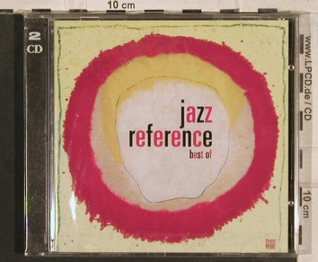 V.A.Jazz Reference - Best of: Billie Holiday...Duke Ellington, Dreyfus, FS-New(FDM36756-2), F, 40 Tr., 2003 - 2CD - 83466 - 10,00 Euro