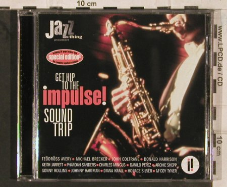 V.A.Get Hip To The Impulse!: Sound Trip 14 Tr., Impulse(), EU, 1998 - CD - 83467 - 7,50 Euro