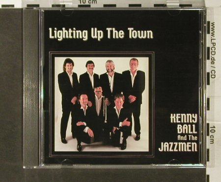 Ball,Kenny and the Jazzmen: Lighting Up The Town, Intersound(Iscd 113), D,  - CD - 83998 - 7,50 Euro