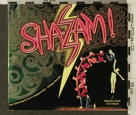 Shazam: Same, Digi, Philips(), D, 1998 - CD - 84080 - 10,00 Euro