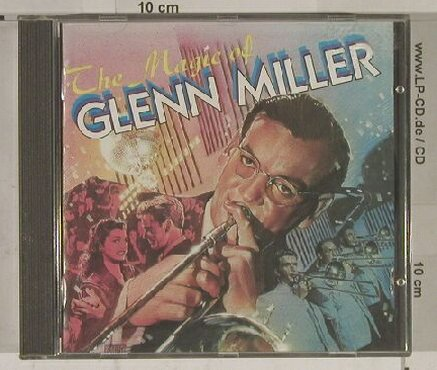 Miller,Glenn: The Magic of, 5 CD Box, Reader'sD.(RDCD 10021/5), UK, 88 - 5CD - 90092 - 12,50 Euro