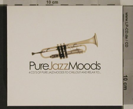 V.A.Pure Piano Moods: 4CDs of Chill out and Relax, Beechwood(PURcd02), UK,Boxset, 03 - 4CD - 90427 - 10,00 Euro