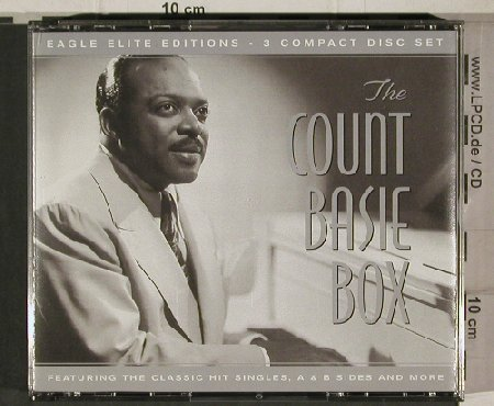 Basie,Count: The Count Basie Box, Eagle(), EC, 00 - 3CD - 90614 - 10,00 Euro