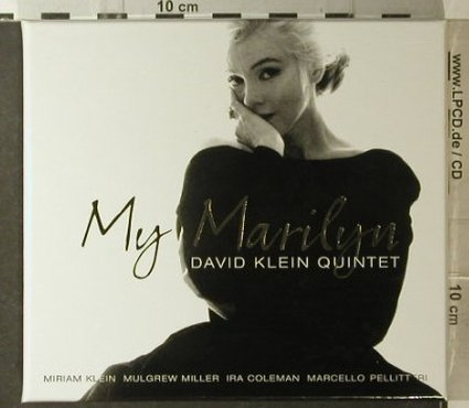 Klein Quartett,David: My Marilyn, Enja(), D, 2001 - CD - 90625 - 9,00 Euro