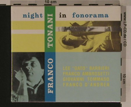 Tonani,Franco: Night in Fonorama, Schema(RW108), I, 00 - CD - 90704 - 10,00 Euro
