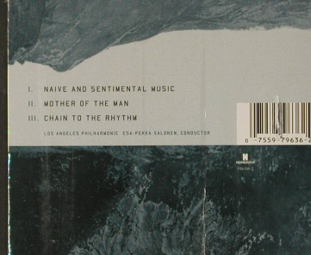 Adams,John: Naive and Sentimental Music, FS-New, Nonesuch(), US,co,Digi, 02 - CD - 91694 - 10,00 Euro