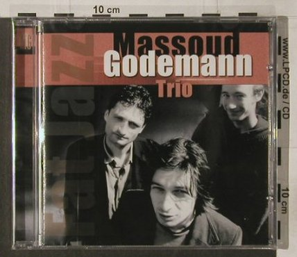 Godemann, Massoud  - Trio: Fat Jazz. FS-New, Sony(), D, 2004 - CD - 92106 - 9,00 Euro