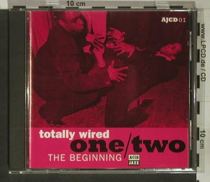 V.A.Totally Wired: one/two '88'89 - The Beginning, Acid Jazz(Ajcd 01), , 1992 - CD - 92372 - 11,50 Euro