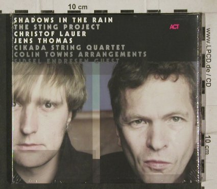 Lauer,Christof: Shadows in the Night, Digi, FS-New, Act(ACT 9297-2), D, 2001 - CD - 92605 - 9,00 Euro