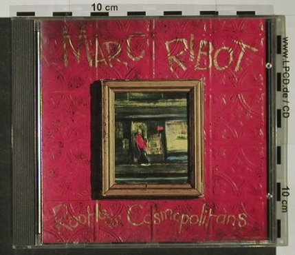 Ribot,Marc: Rootless Cosmopolitains, Antilles 8749(842 577-2), D, 1990 - CD - 92732 - 11,50 Euro