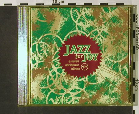 V.A.Jazz for Joy: A Verve Christmas Album, Verve(), D, 1996 - CD - 92811 - 6,00 Euro