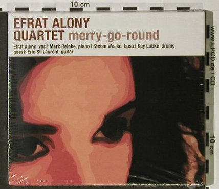 Alony Quartet,Efrat: Merry-go-Round, FS-New, ZYX/Village(VILCD 1018-2), D, 2002 - CD - 92813 - 9,00 Euro